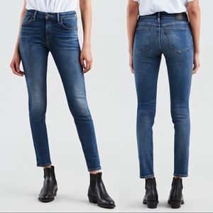 Levi's Made & Crafted 721 High-Rise Skinny Jeans